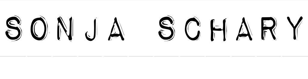 Logo Sonja Schary Makeup Artist